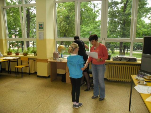 Międzyszkolny konkurs ekologiczny