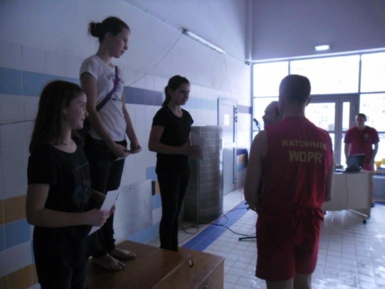 Zawody pływackie 2