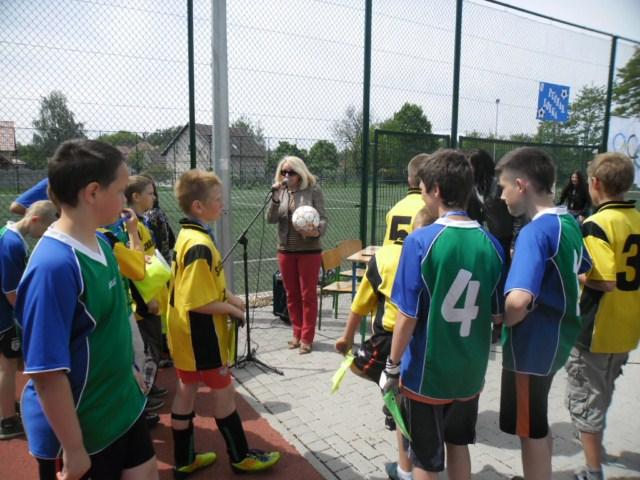 1 turniej piłki nożnej o puchar Lolka