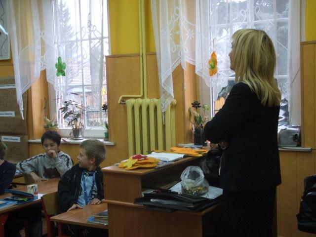 """""""Nie jesteś sam"""" -spotkanie z Panią Elżbietą Czarnecką"""