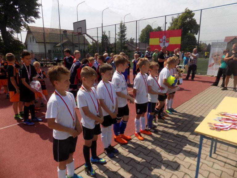 """Turniej piłki nożnej o """"Puchar Lolka"""""""
